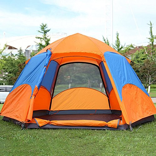 拡大する懺悔服を洗う山頂2~3人自動ドームテント軽量インスタントテント屋外ファミリーテントビーチテントダブルレイヤーダブルドア自動テント