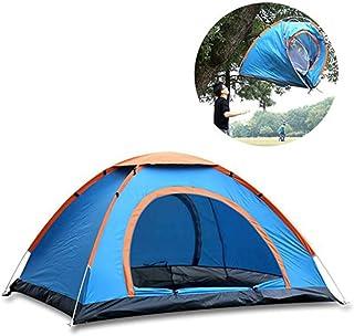 kbxstart extérieur Automatique Tente de Camping Double Porte Portable Tente Ouverte à la Main Toss Tente de Camping 3–4Personnes