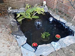 James cogdill 39 s review of koolscapes 270 for Koi pond james
