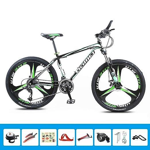 HLMIN 26 Bicicleta De Montaña Ruedas De 3 Radios 3 Velocidades ...
