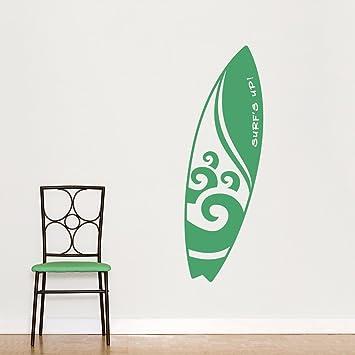 Waves – Vinilo adhesivo de pared para tabla de surf tabla de surf de vinilo regalo