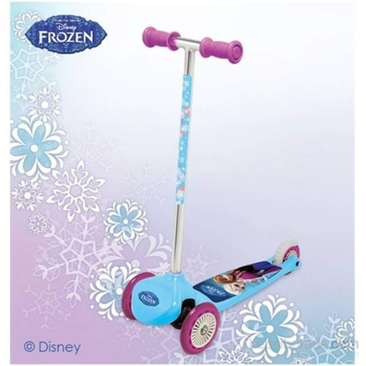 Smoby Frozen - Patinete Twist
