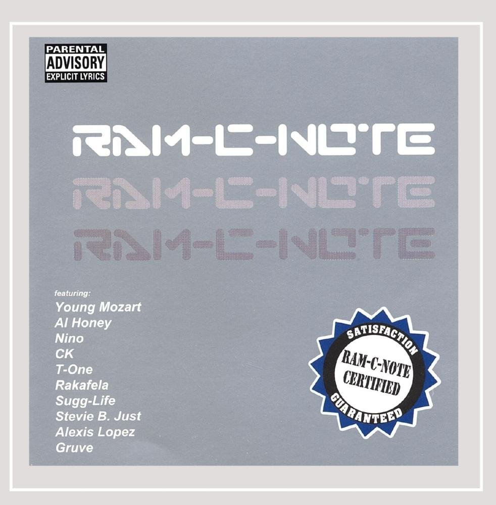 CD : Ram-C-Note - Satisfaction Guarenteed (CD)