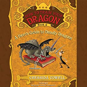 How to Train Your Dragon: A Hero's Guide to Deadly Dragons Audiobook