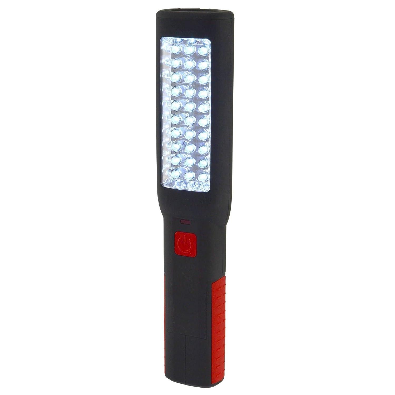 37 LED rechargeable sans fil Baladeuse magné tique / lampe / Torche AB Tools