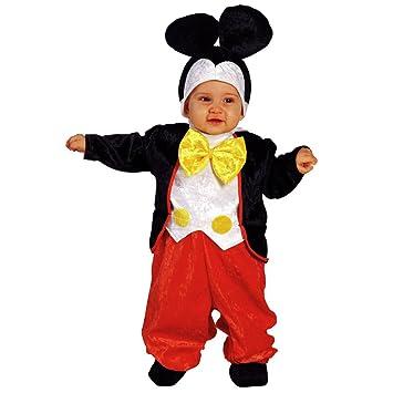 prezzo più basso la migliore vendita uk sporco PRESTIGE & DELUXE Vestito Carnevale Baby Topolino Mickey Mouse ...