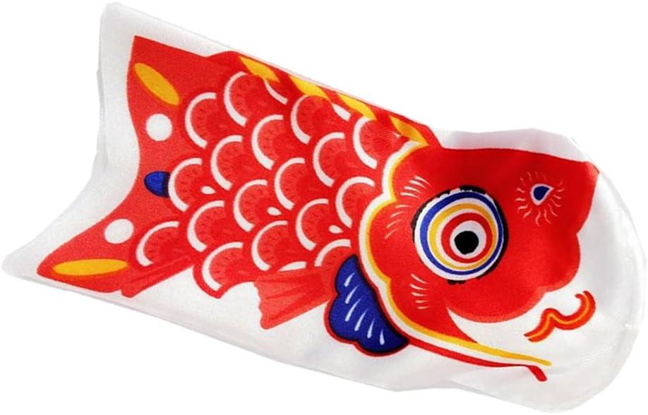 MagiDeal Bandera de Carpe Koinobori japon/és Peces suspendida Koi Nobori Sailfish