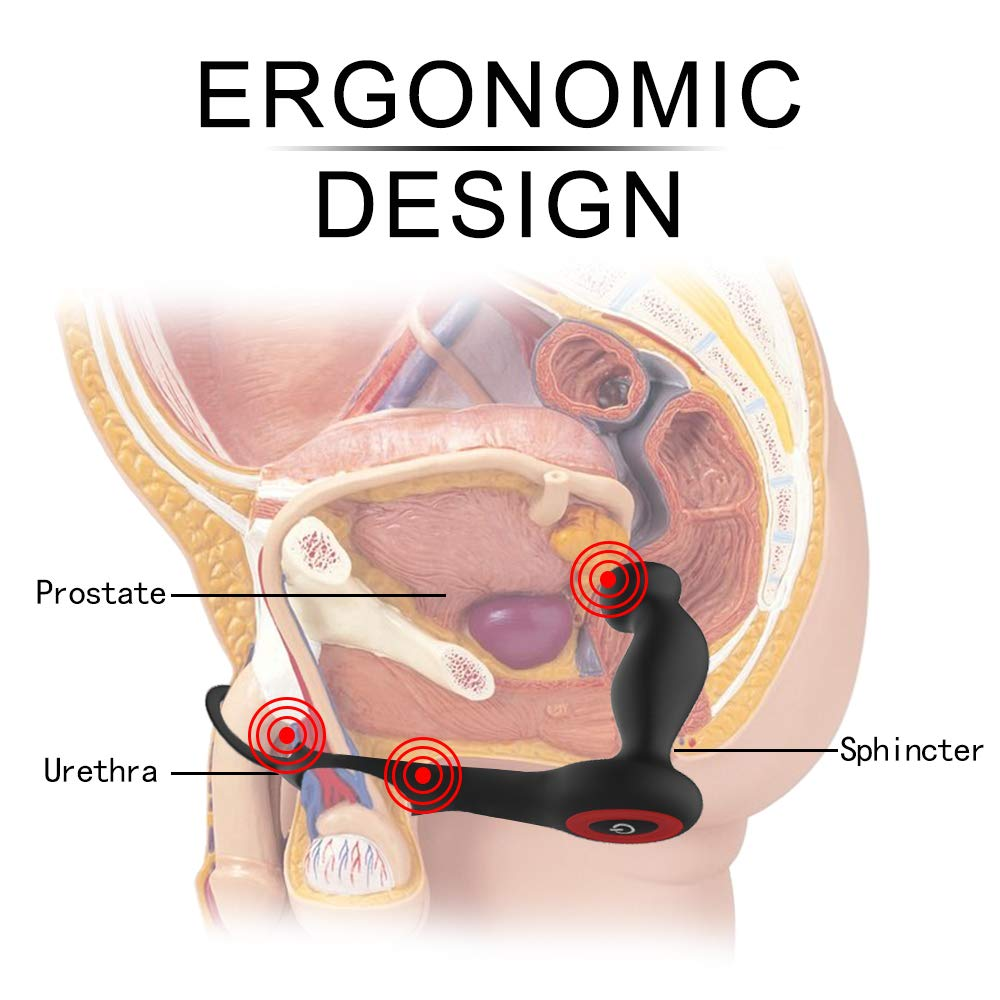 el pene funciona después de la próstata