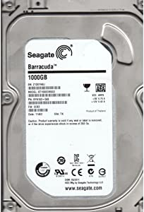 Seagate Desktop HDD Hard Drive - Internal (ST1000DM003)