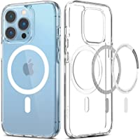 Spigen Compatible for iPhone 13 Pro Case Ultra Hybrid Mag - White
