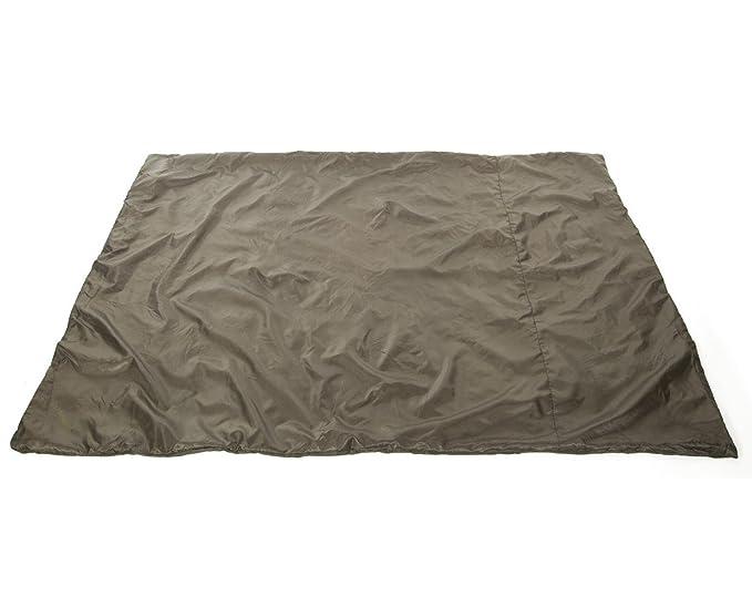 72/x 90 Emergencia Survival SnugPak Selva Manta XL Oliva Manta de Dormir para Camping Senderismo