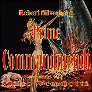 Prime Commandment Audiobook