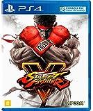 Game Street Fighter V BR - PS4
