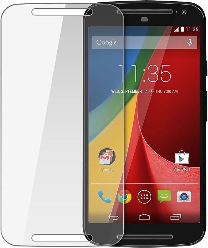Vingly Tempered Glass Guard for Motorola Moto C Plus MotorolaMotoCPlus  Mobile Accessories