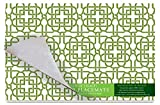 Elegant Paper Placemats on Premium Paper Stock - Package of 24 - 17'' x 11'' (Garden of Hearts)