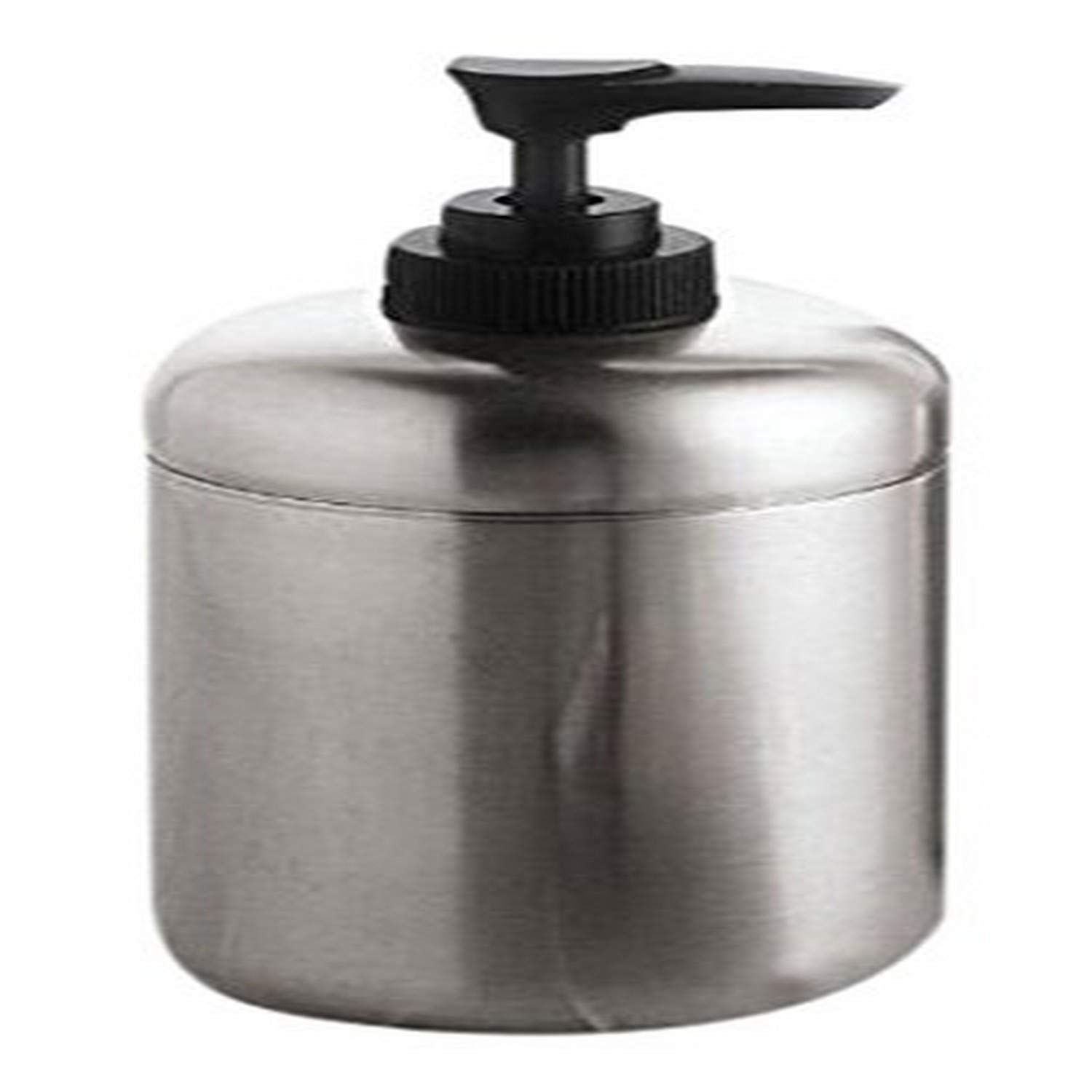 Gedy Gedy 1180 38 Margot Soap Dispenser 1 5 L X 2 9 W Stainless Steel Amazon In Home Improvement