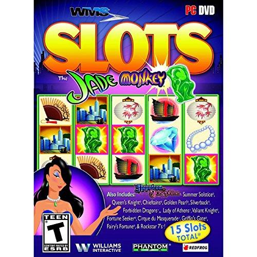 WMS Slots Jade Monkey Slot Games product image