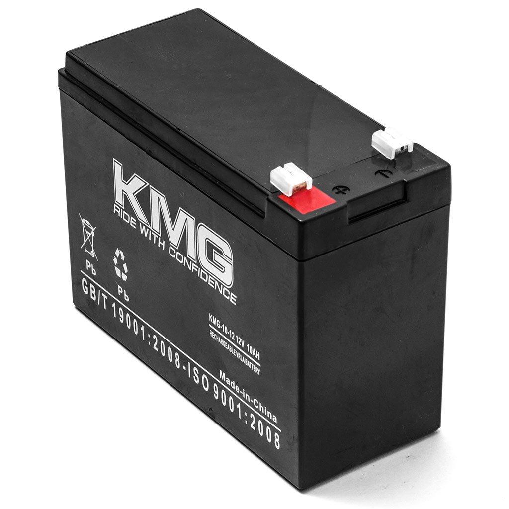 KMG 12V 10Ah Replacement Battery for Rascal 355 370 Fold /& Go UltraLite