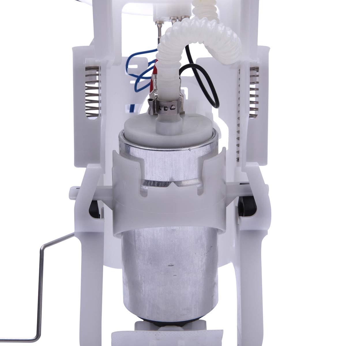 Kraftstoffpumpe Benzinpumpe F/örderpumpe f/ür 3er E46 Alle Bodystyle mit Anbaumaterial 16146752499