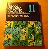 Solo Guitar Playing, Noad, Frederick M., 0028716906