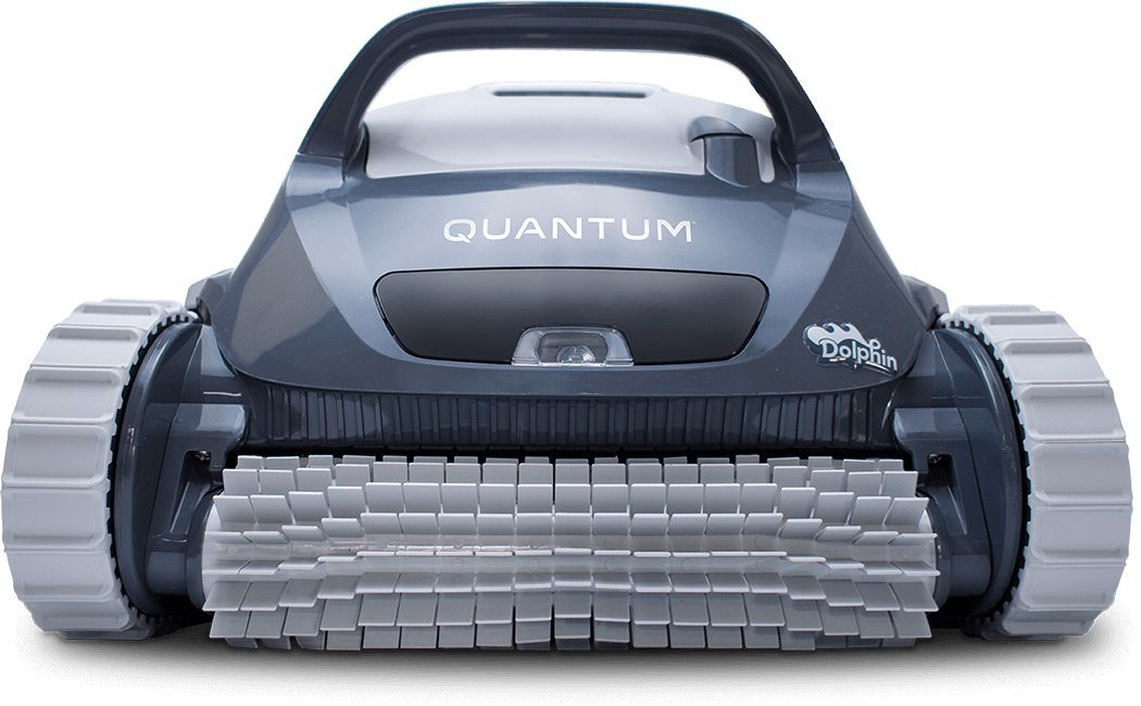 Dolphin Quantum Robotic Inground Pool Cleaner Under $1000