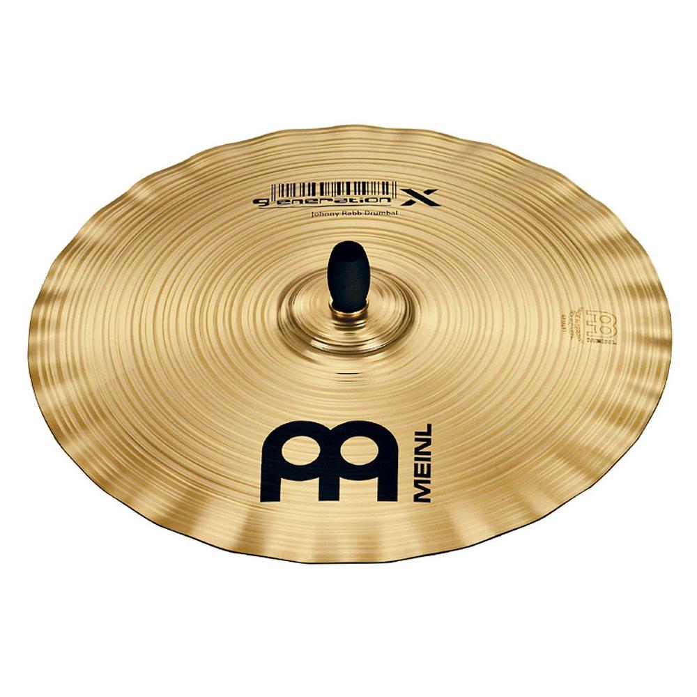 Meinl Cymbals GX-8DB Generation-X 8-Inch Drumbal