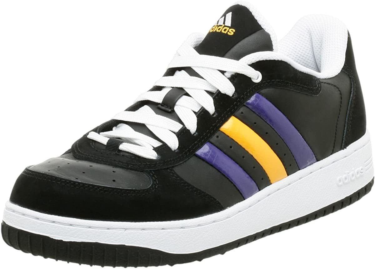 BTB Low NBA Lakers Basketball Shoe