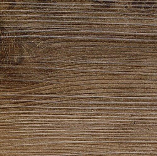 Cortex Vinatura 0,3 Essence Gesunder und umweltfreundlicher Vinyl-Designbelag : Pinie Rustikal dunkel V129510 - Vinyl-Kork-Fertigparkett, Korkparkett, Vinyl-Laminat-Fußbodenbelag zum klicken, Paket a 1,806m²