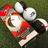 Eyeline Myroll 2-Color Golf Ball