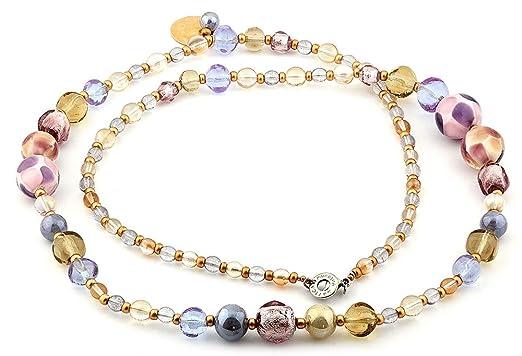Halskette Antica Murrina Venezia rossini: Amazon.de: Uhren