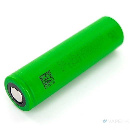 7 opinioni per Originale SONY VTC6 30 A 3000 mAh 18650 batteria + custodia di marca Vipertech.