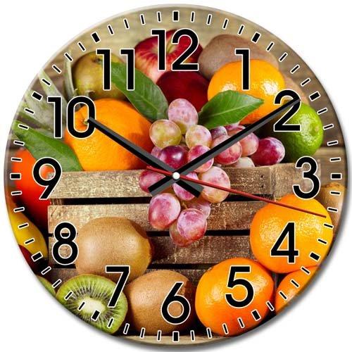 Fruit Clock - 9