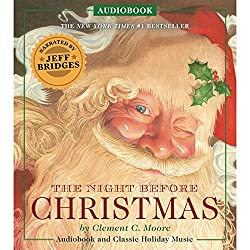 The Night Before Christmas Audiobook