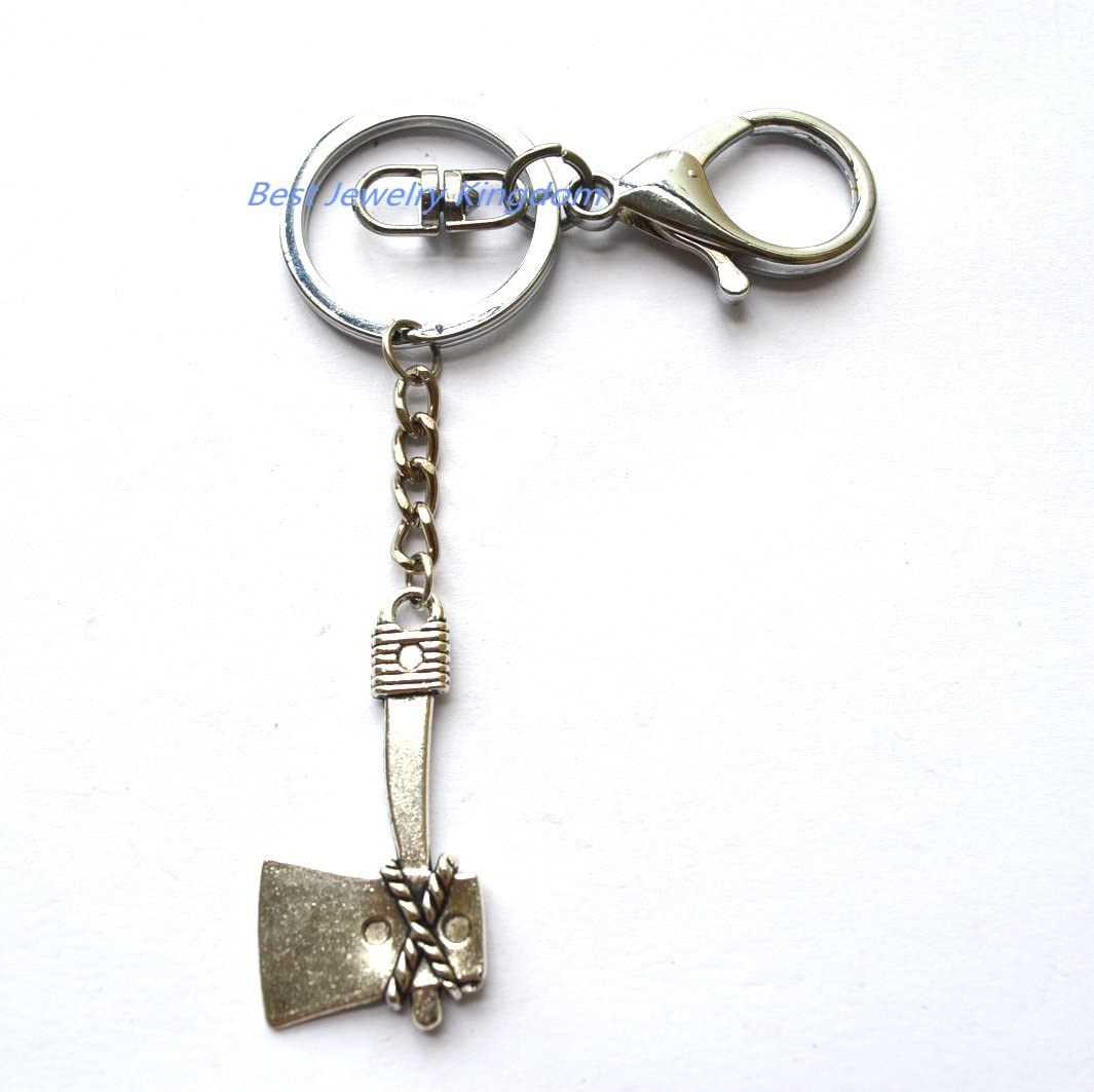 Axe Keychain