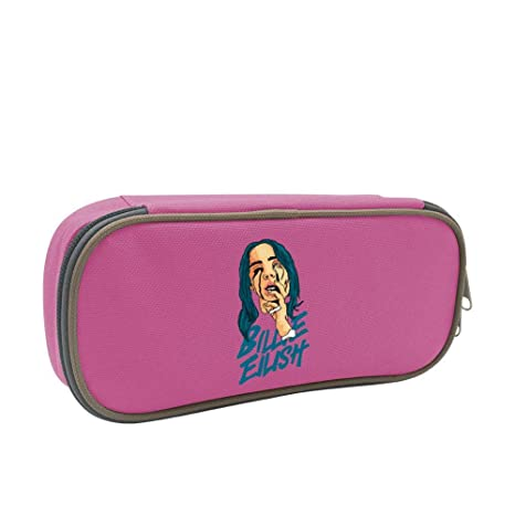 Amazon.com: YYFESX Billie Eilish - Estuche para lápices ...