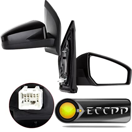 Amazon Eccpp Towing Mirror Replacement Fit For 2007 2008 2009
