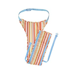The Gro Company Chair Harness Jazz Stripe