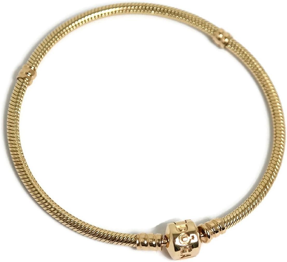 Special offer > pandora 14 karat gold bracelet, Up to 66% OFF