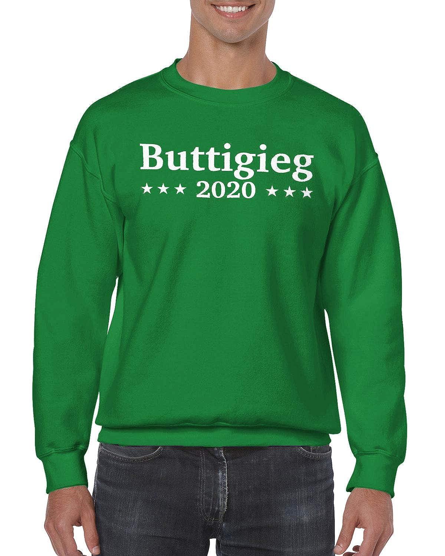 SpiritForged Apparel Pete Buttigieg 2020 Presidential Candidate Unisex Crewneck Sweater