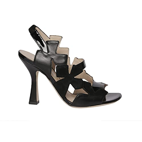quality design 4059a a96f5 LELLA BALDI Sandalo Pelle 734-E18: Amazon.it: Scarpe e borse