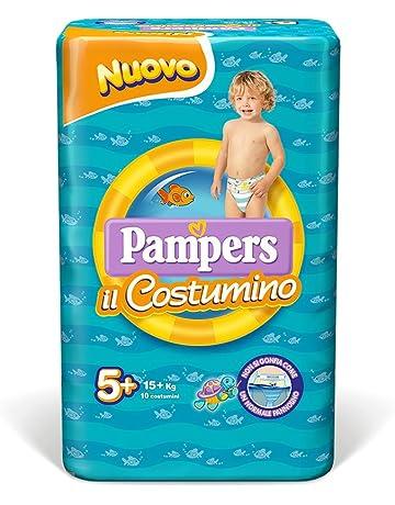 37ce437e6c1f Pampers Prodotti Pannolini per i Bambini, Taglia 5+ - 1 Pacco