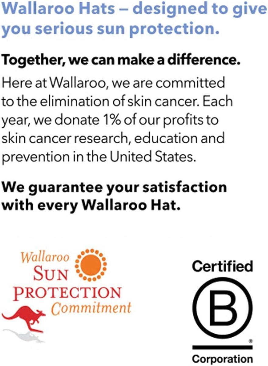 Ultra-Lightweight Designed in Australia Petite Style Broad Brim Wallaroo Hat Company Women/'s Petite Victoria Sun Hat - One Size