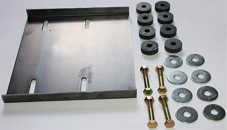 Mount Plate Kit For Harbor Freight Predator Engine 212cc 6.5hp