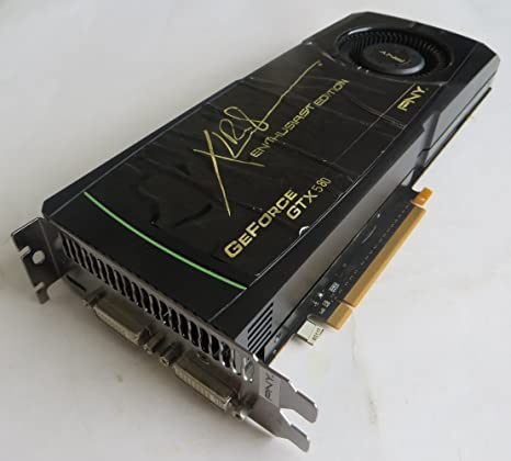 Amazon.com: PNY VCGGTX580 X PB GeForce GTX 580 XLR8 1,5 GB ...