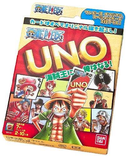 (UNO - One Piece Card Game [Goods])