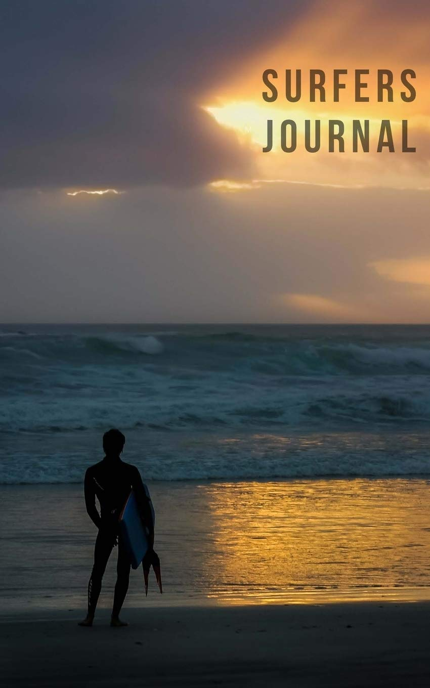 Surfers Journal: Log for Recording Surfing Conditions and