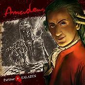 Saladin (Amadeus - Partitur 9) |  div.