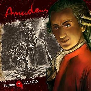 Saladin (Amadeus - Partitur 9) Hörspiel