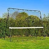 Tennis Rebound Net Trainer - 9' x 7'