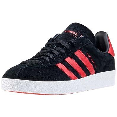 best loved ecd2e 8d39b adidas Topanga Black Scarlet White 44